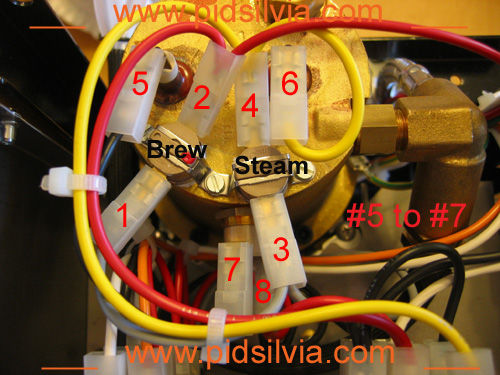 miss rancilio silvia cover removal boiler diagram